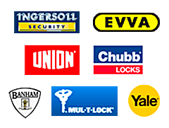 Locksmith South East Brand Logos